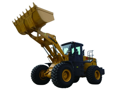 Wheel Loader with Shangchai Engine